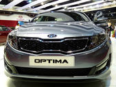 KIA Optima — Stock Photo