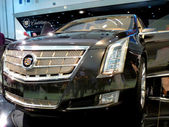 Cadillac Escalade Hybrid — Stock Photo