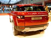 Range Rover Evoque — Stock Photo