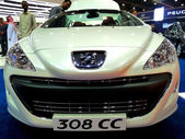 Peugeot 308 CC — Stock Photo