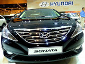 Hyundai Sonata — Stock Photo