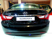 Hyundia Sonata — Stock Photo