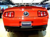 Ford Mustang GT — Stock Photo