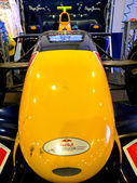 F1 Red Bull Racing Car — Stock Photo