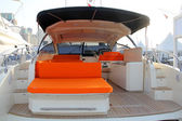 Atlantis Luxury Marine Boat — Foto Stock