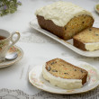 Stockfoto: Homemade Carrot Cake