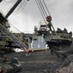 Coal mining — Stock Photo #46602643