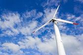 Rüzgar türbini — Stok fotoğraf