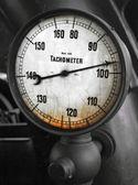 Vintage dial — Stock Photo