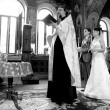 Stock Photo: Photo of orthodox wedding ceremony in temple