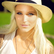 Sensual Blonde Beauty — Stock Photo #7346068