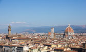 View over Firenze — Stock Photo