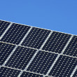 Photovoltaic panel — Stock Photo