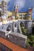 Sintra palace — Stockfoto