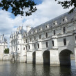 Stock Photo: Chenonceau