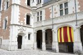 Blois castle — Stockfoto