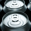 Soda cans — Stock Photo