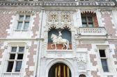 Zamek w blois — Zdjęcie stockowe