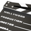 Royalty-Free Stock Photo: Clapperboard