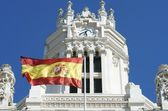 Palacio de Cibeles — Stock Photo