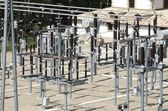 Electrical substation — Stock Photo