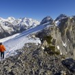 Mountaineer — Stock Photo #20355207