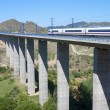 High speed train — Stock Photo #23095324