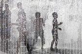Silhouette — Stock Photo