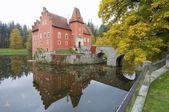 Cervena lhota castle — Stockfoto