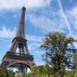 Eiffel tower — Stock Photo #27258147
