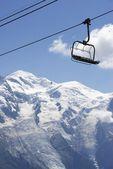 Alpen — Stockfoto