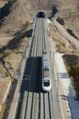 High speed train — Foto Stock