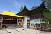 Gandantegchenling Monastery — Stock Photo