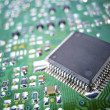 Integrated Circuit — Stock Photo