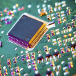 Integrated Circuit — Stock Photo #34196247