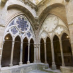 Veruela Monastery — Stock Photo #34873551