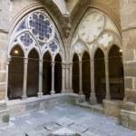 Veruela Monastery — Stock Photo #34873563