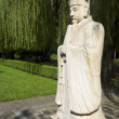 Постер, плакат: The General Sacred Way of the Ming Tombs