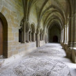 Stock Photo: Monastery of Oliva