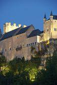 Alcázar van segovia — Stockfoto