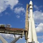 Rocket — Stock Photo #45277345