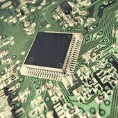 Circuito integrado — Fotografia Stock