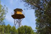 Watch tower — Foto Stock