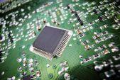 Integrated Circuit — Stock Photo