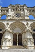 Cuenca Cathedral — Stock Photo
