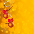 Stock Photo: Cristmas background