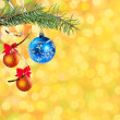 Stock Photo: Festive bokeh background-06