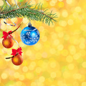 Festive bokeh background-06 — Stock fotografie