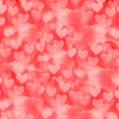 St. Valentine's Day bokeh background — Zdjęcie stockowe
