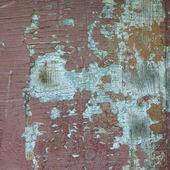 Pintura vieja en un tablero de madera — Foto de Stock